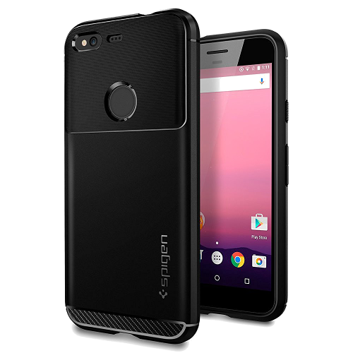 Google Pixel XL Spigen Rugged Armor
