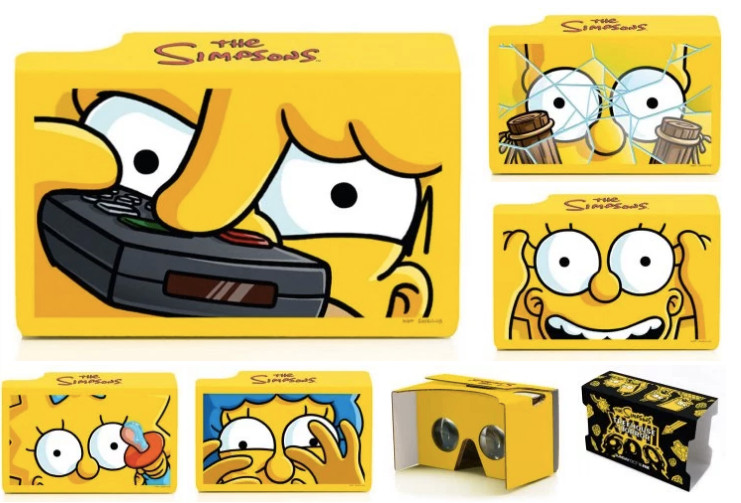 simpson-carboard