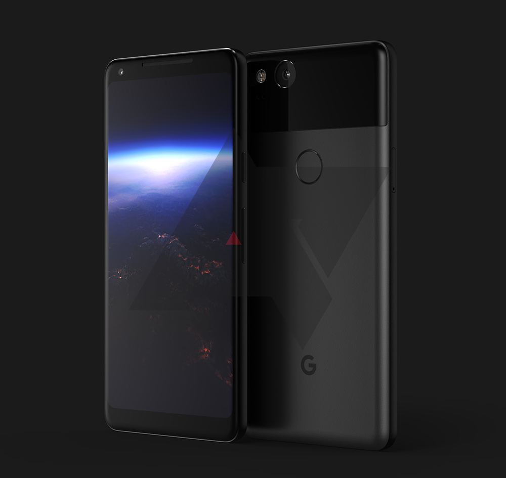Google Pixel XL 2: ecco un nuovo render con diverse specifiche | Leak