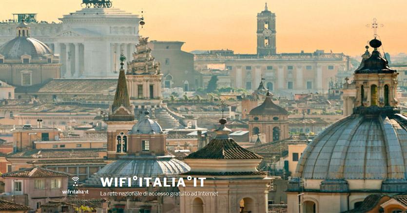 Arriva l'App per connettersi gratis: WiFi Italia.it