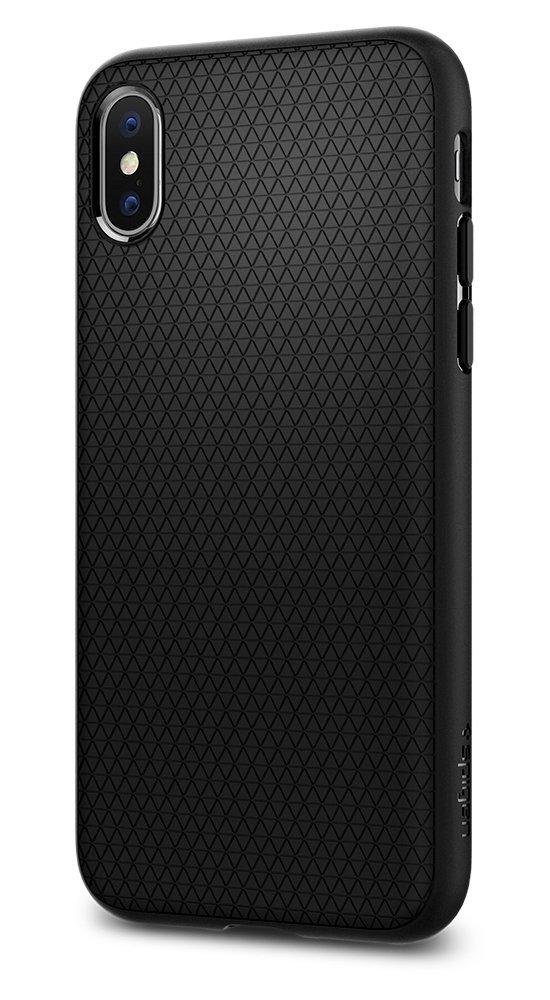 cover iPhone X Spigen Liquid Air
