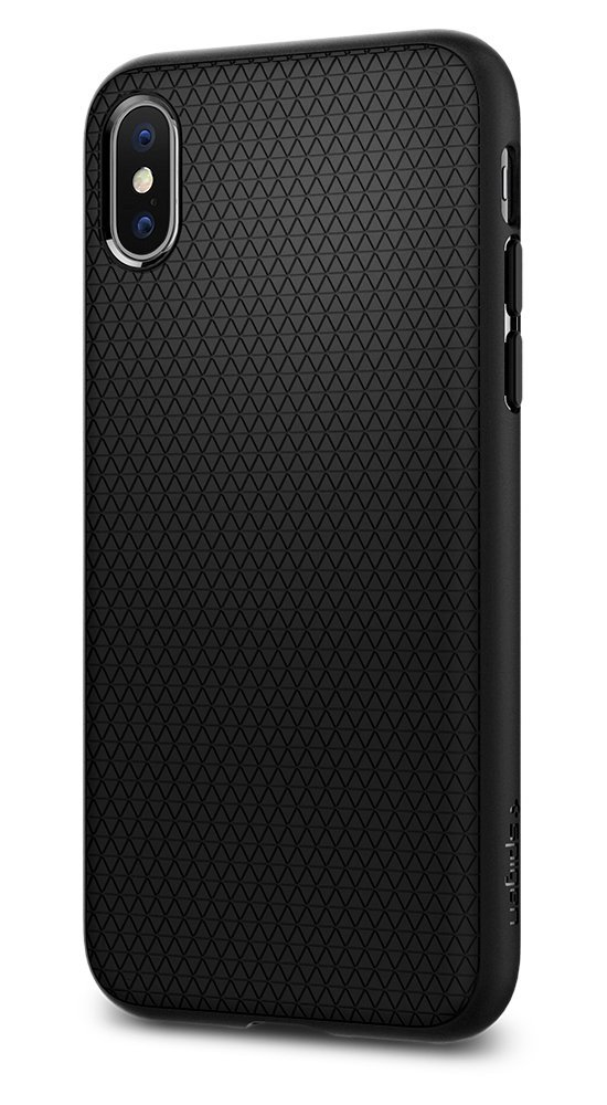 cover iPhone X Spigen Liquid Air