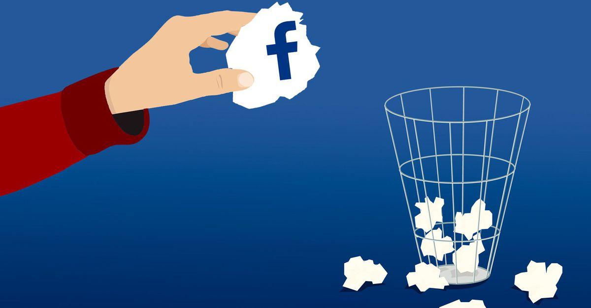 Come chiudere profilo Facebook | Salvatore Aranzulla