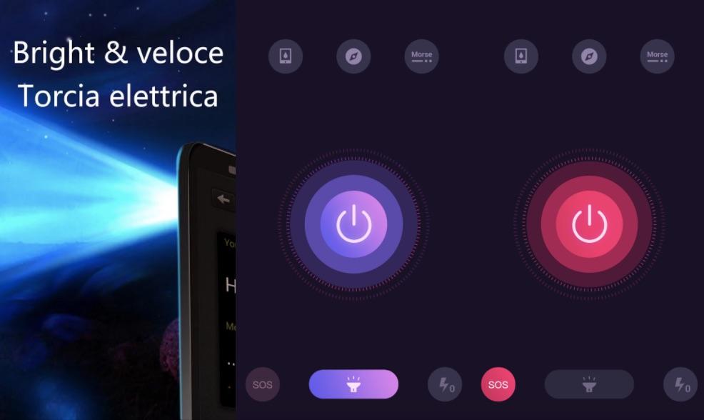 Torcia Gratis Elettrica Happy Hollow per Android