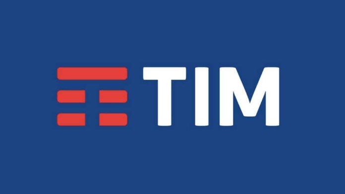 Logo dell'operatore telefonico TIM