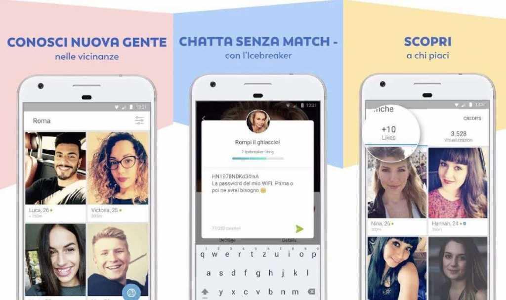 incontri Android nelle vicinanze incontri Webseiten Deutschland