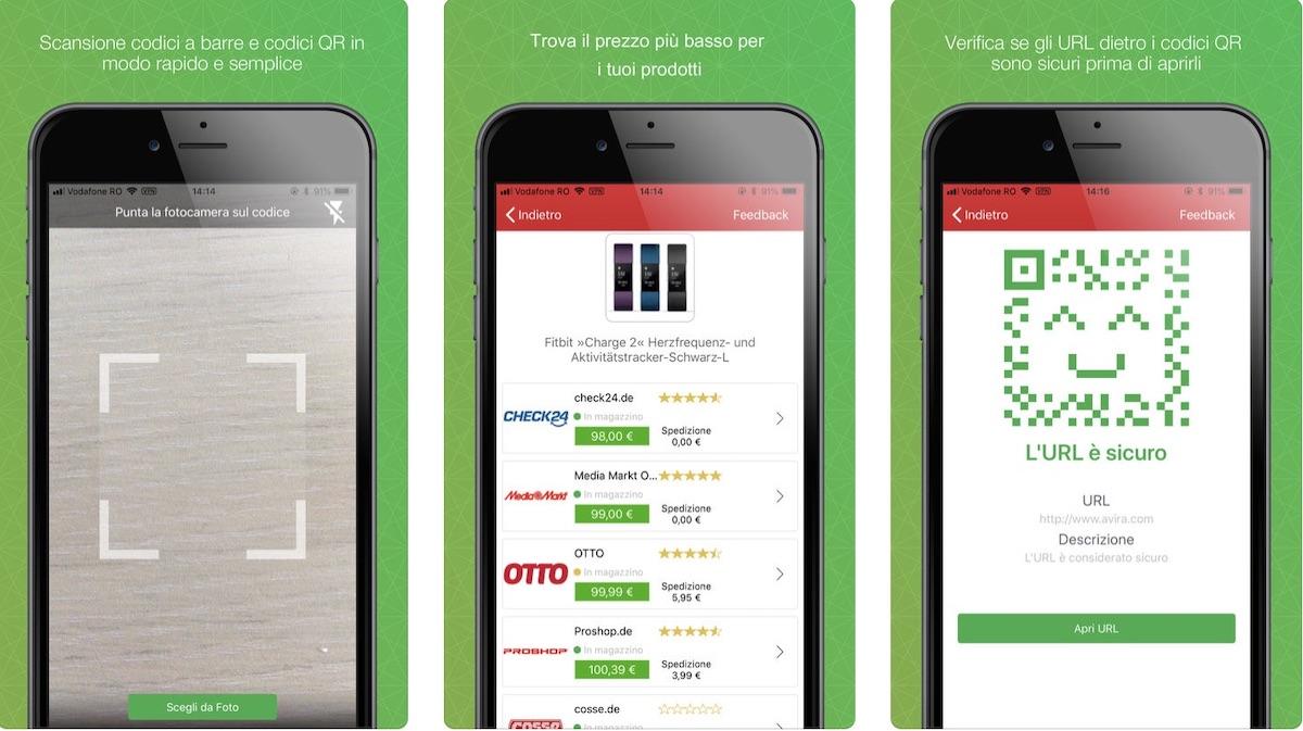 Come leggere i codici QR con Android e iOS
