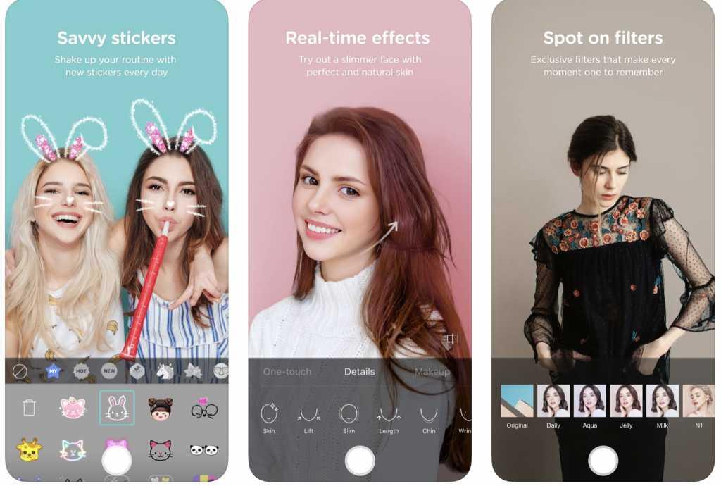 migliori app per gli amanti dei selfie