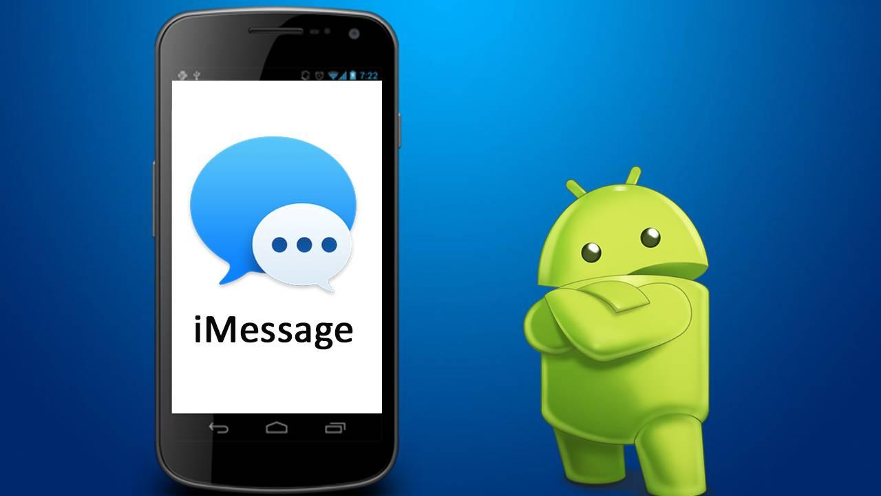 come usare imessage su android