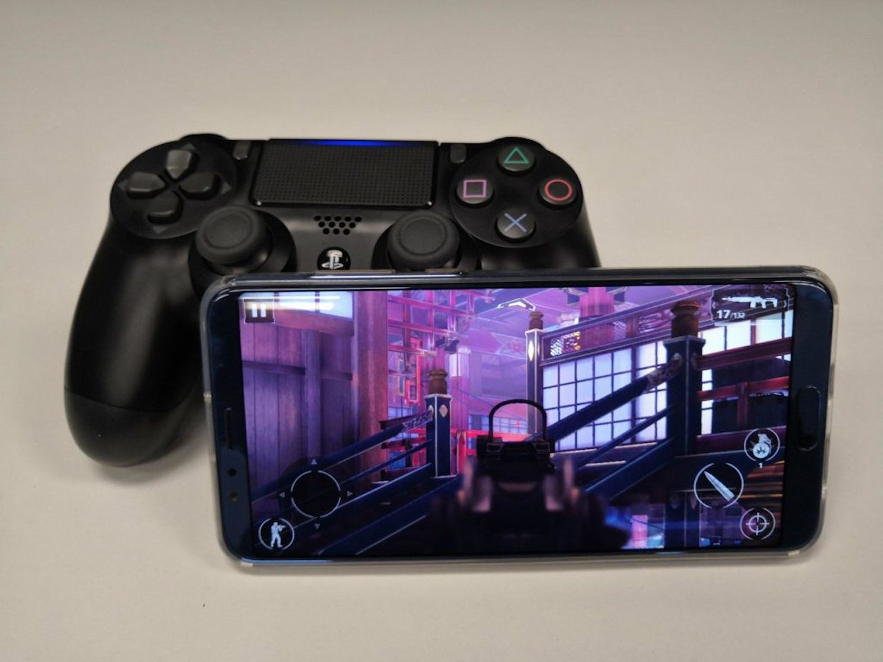 controller PS4 su Android