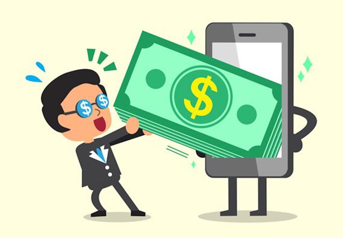 come guadagnare soldi veri con lo smartphone