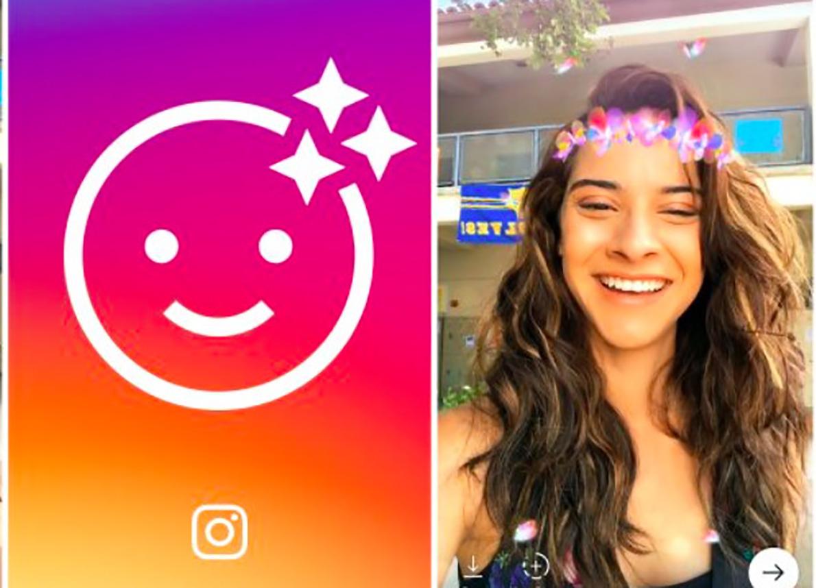nuovi filtri instagram