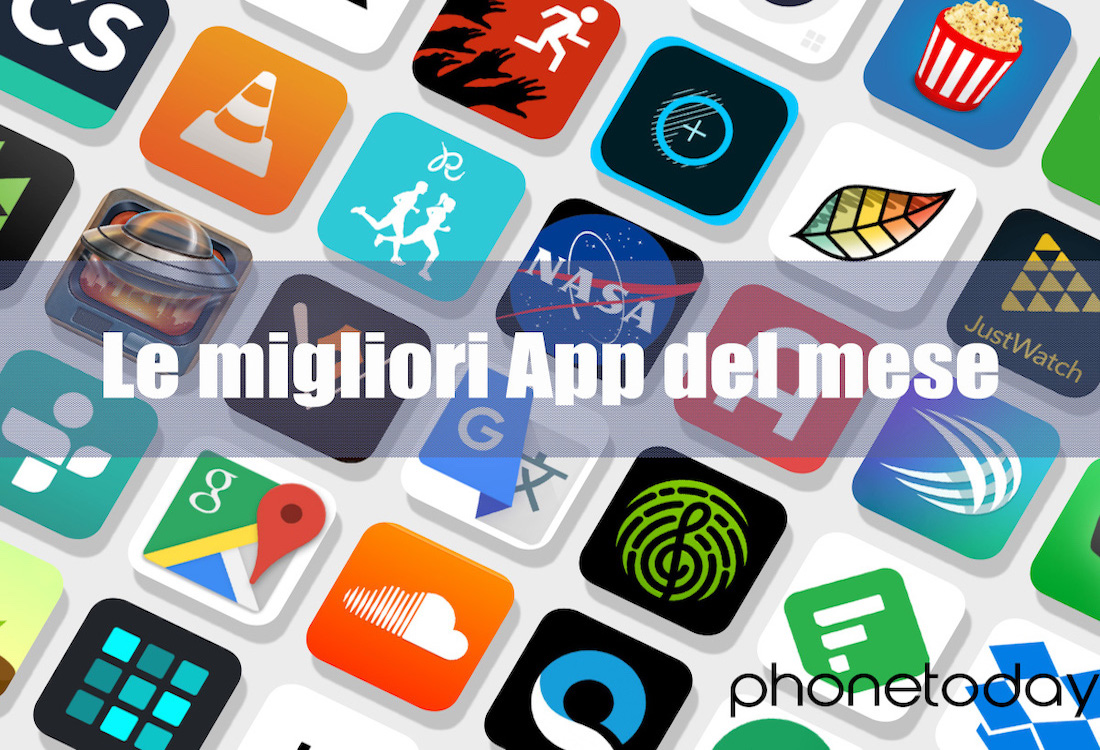 app del mese