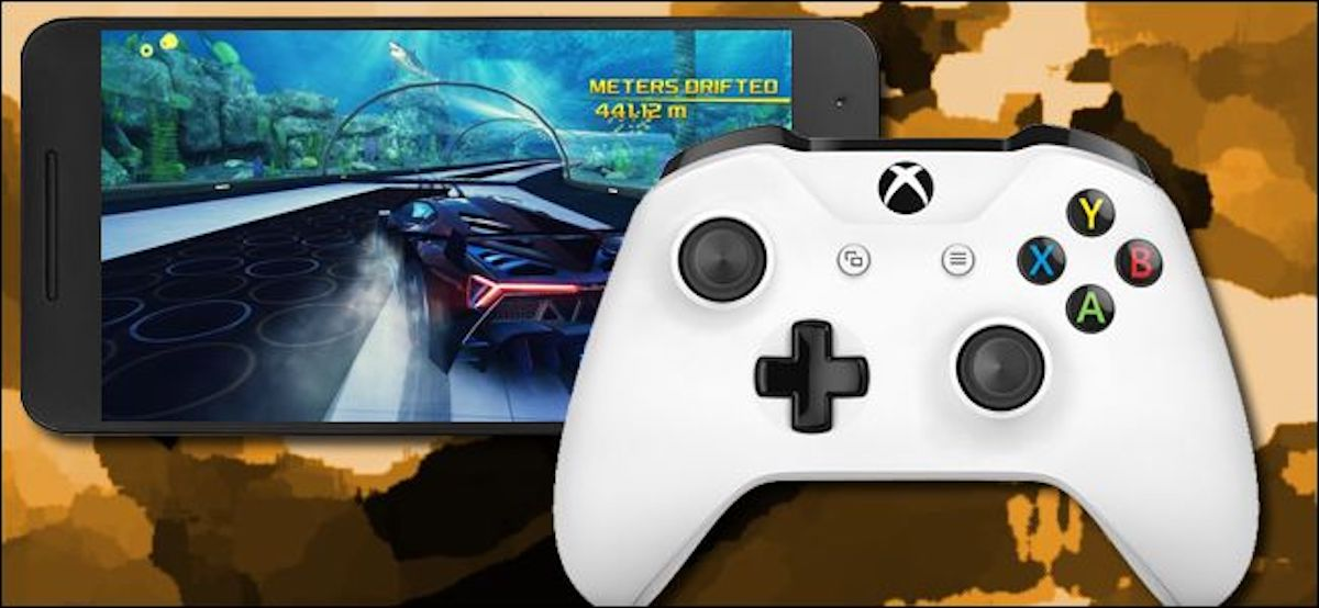 controller xbox one su android
