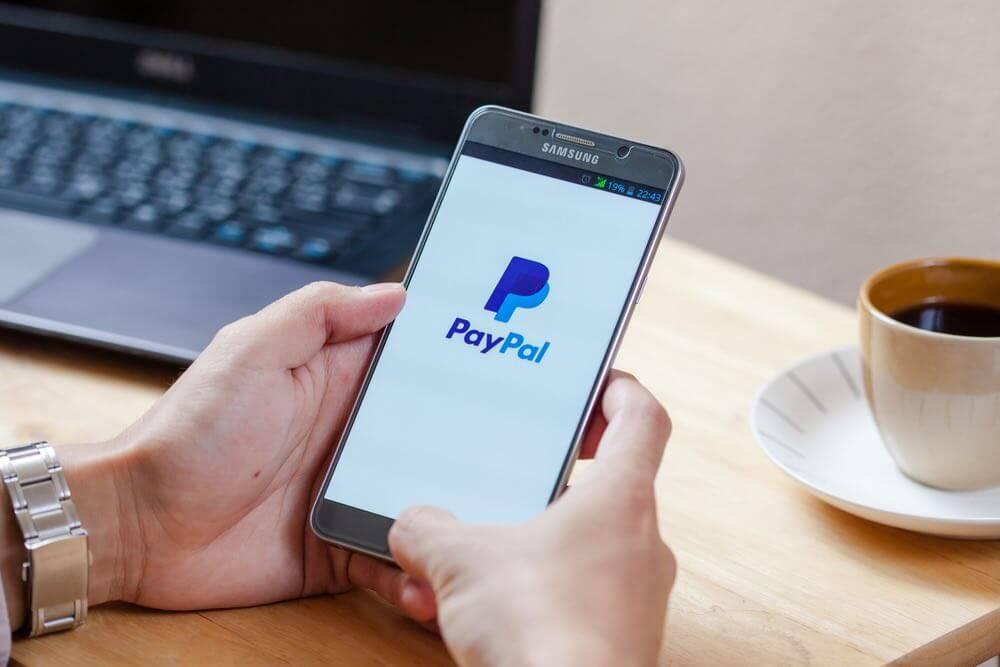 paypal app per smartphone