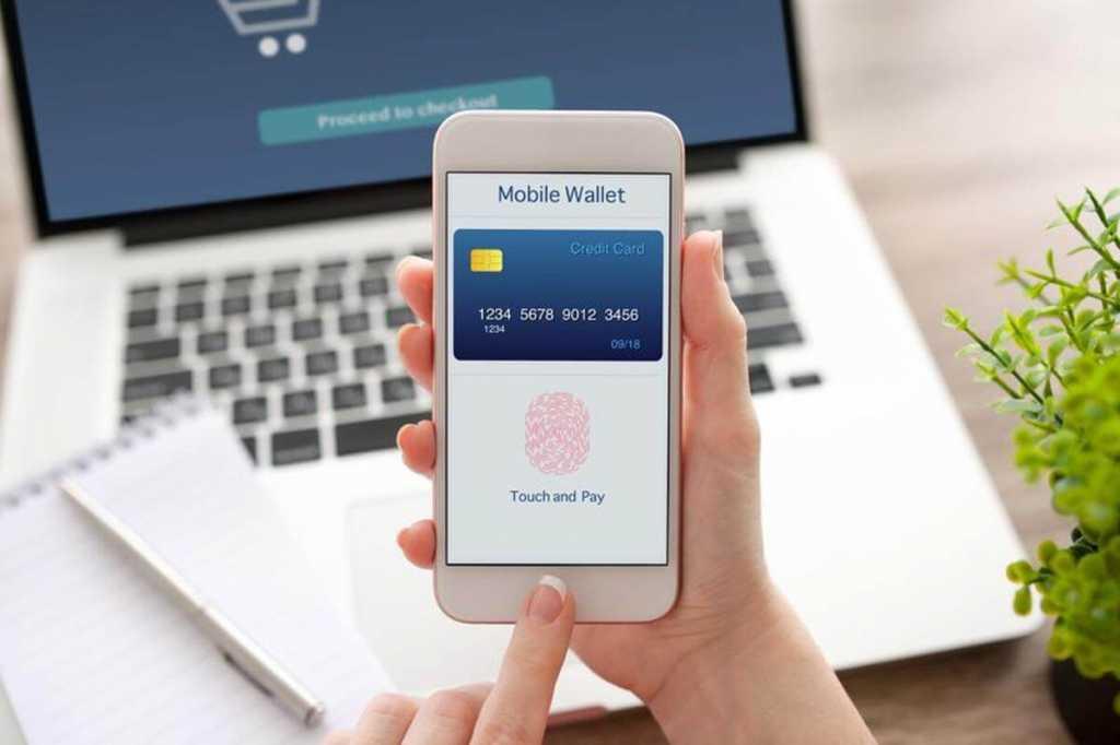 Wallet app per iPhone