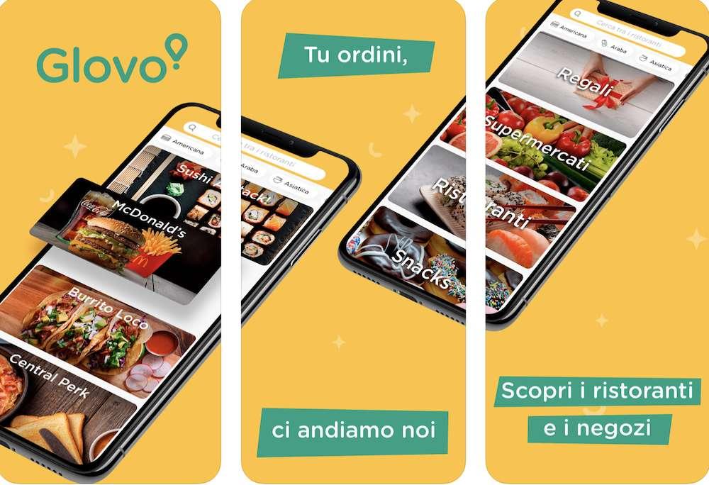 app per fare la spesa online