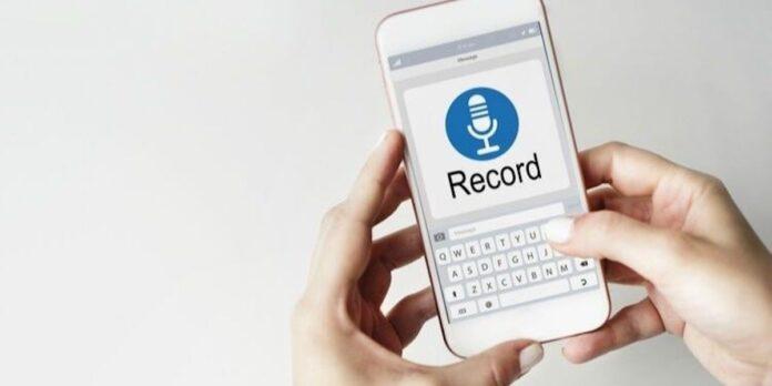 come registrare chiamate su iPhone
