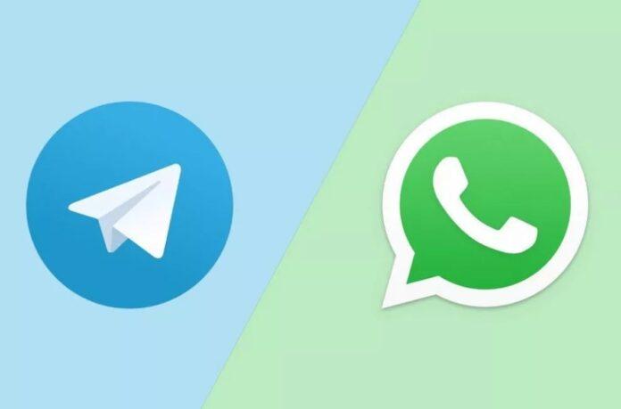 trasferire chat whatsapp su telegram